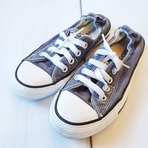 Converse Shorelines in Gray
